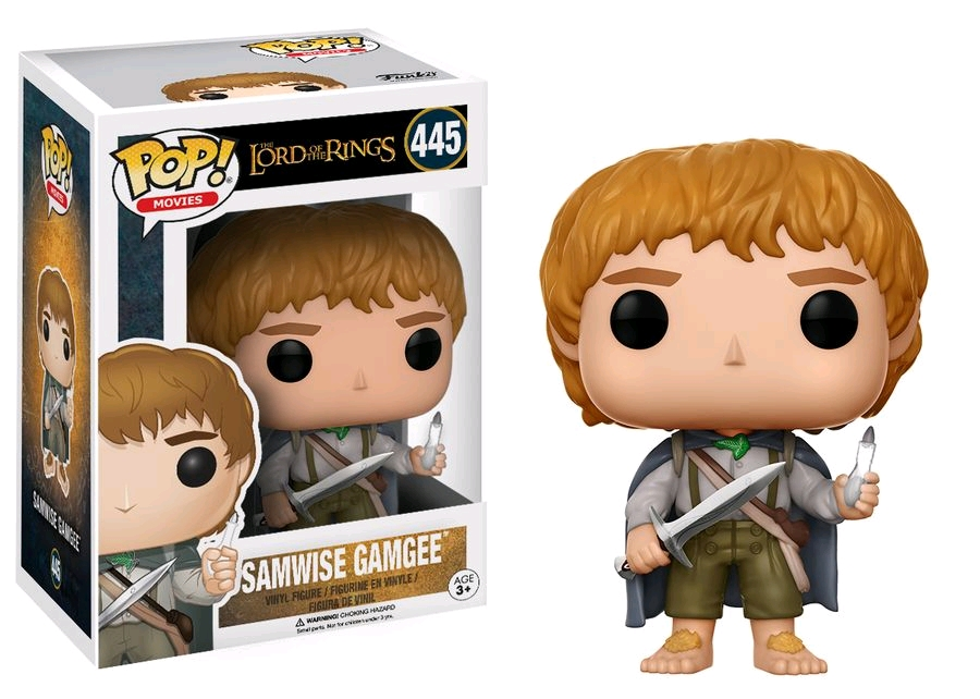 Funko POP: Lord of the Rings - Samwise Gamgee 10 cm