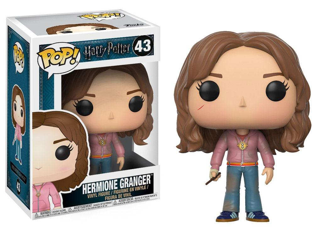 Funko POP: Harry Potter - Hermione with Time Turner 10 cm