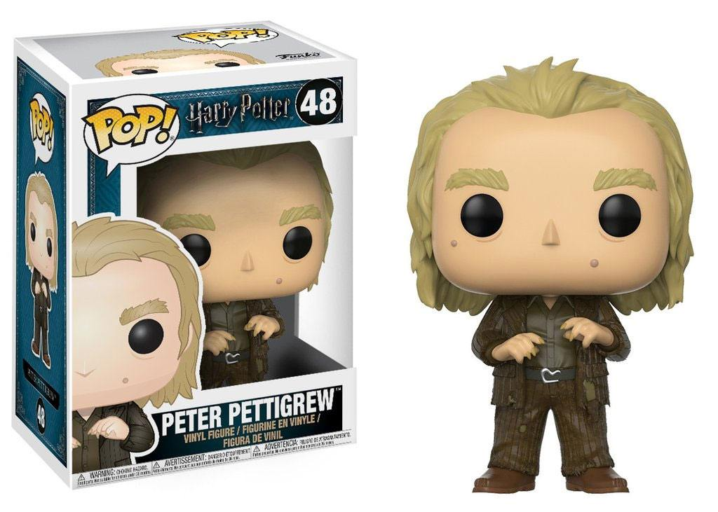 Funko POP: Harry Potter - Peter Pettigrew 10 cm