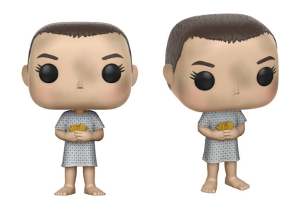 Funko POP: Stranger Things - Eleven (Hospital Gown) 10 cm