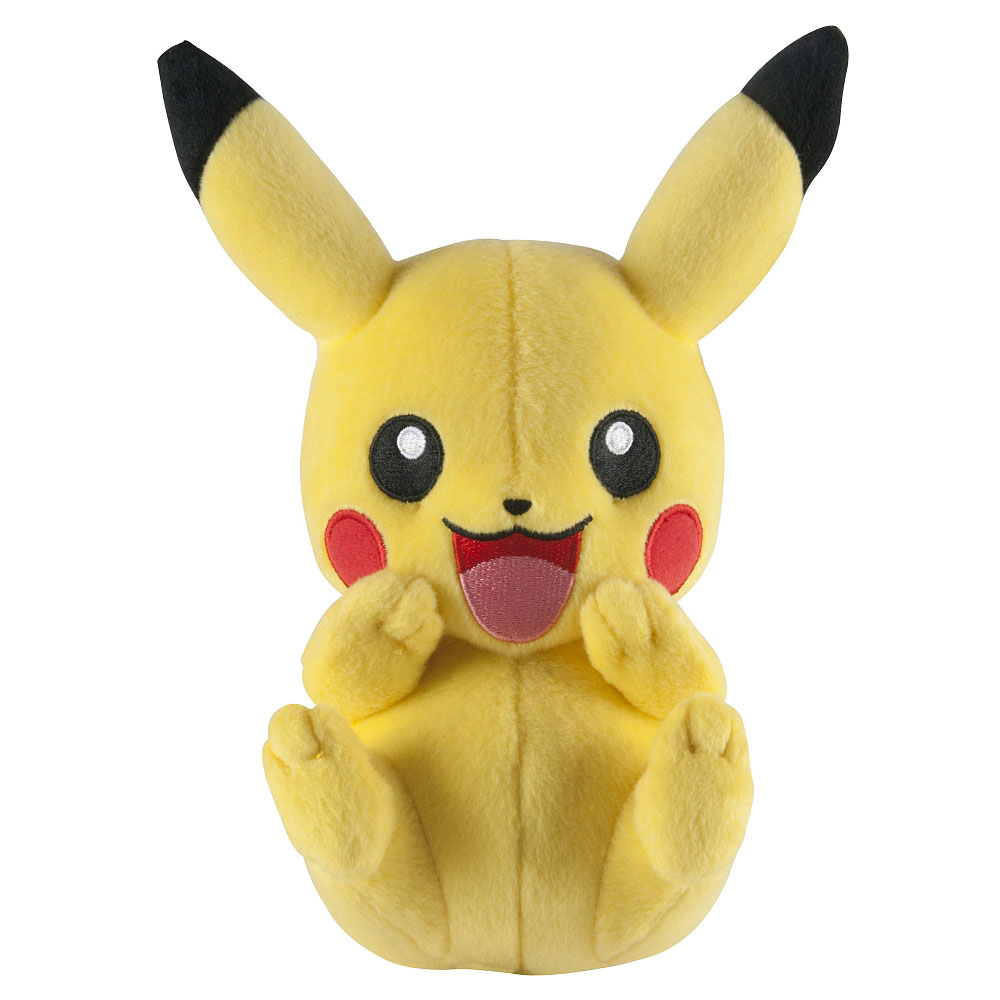 Pokémon Plush Figure - Pikachu (waving) 20 cm
