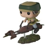 Funko POP: Star Wars - Leia on Speeder Bike 10 cm