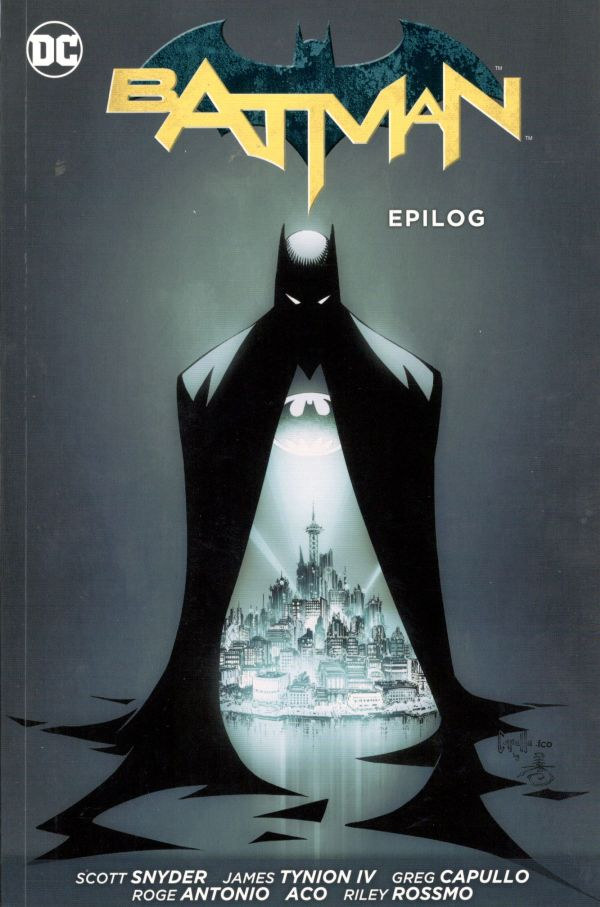 Batman 10: Epilog BV [Snyder Scott]