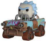 Funko POP: Rick and Morty - Mad Max Rick 15 cm