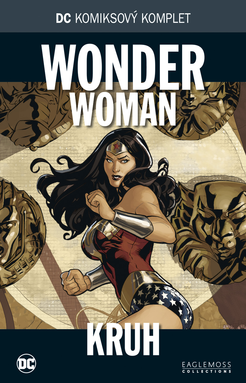 DC KK 30: Wonder Woman - Kruh