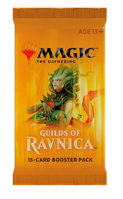 Magic The Gathering TCG: Guilds of Ravnica - Booster Pack