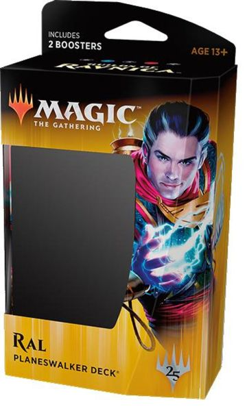Magic The Gathering TCG: Guilds of Ravnica - Planeswalker Deck Ral