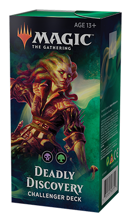 Magic the Gathering TCG: Challenger Deck - Deadly Discovery