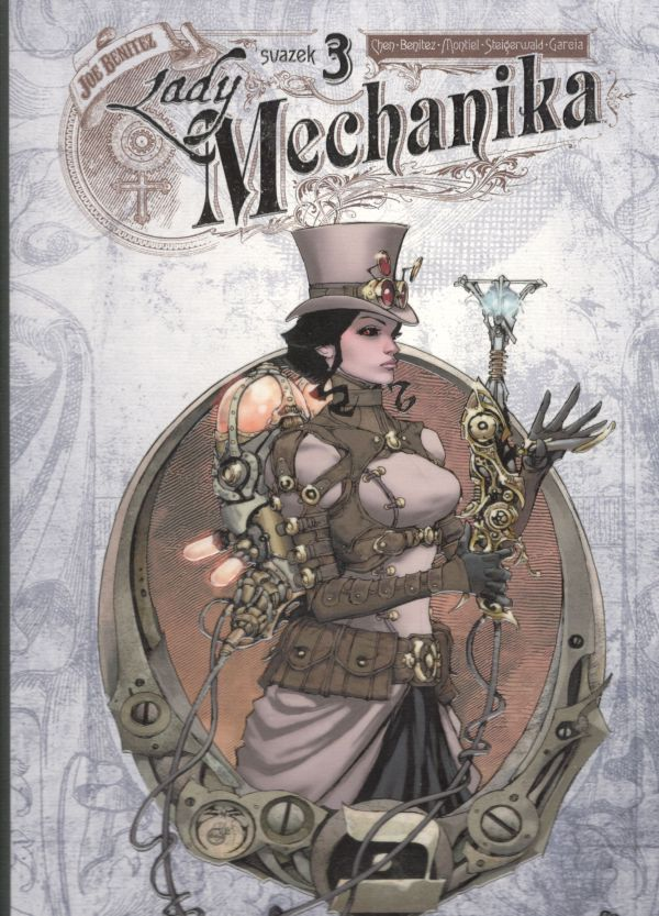 Lady Mechanika 3: Ztracenci z West Abbey [Benitez Joe]
