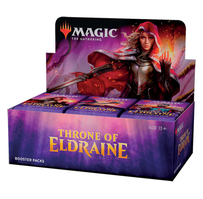 Magic the Gathering TCG: Throne of Eldraine - Booster Box