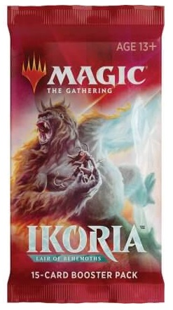 Magic The Gathering TCG: Ikoria: Lair of Behemoths - Booster Pack
