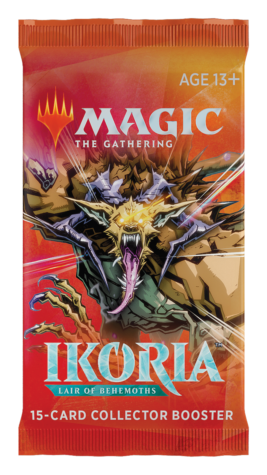 Magic The Gathering TCG: Ikoria: Lair of Behemoths - Collector's Booster Pack