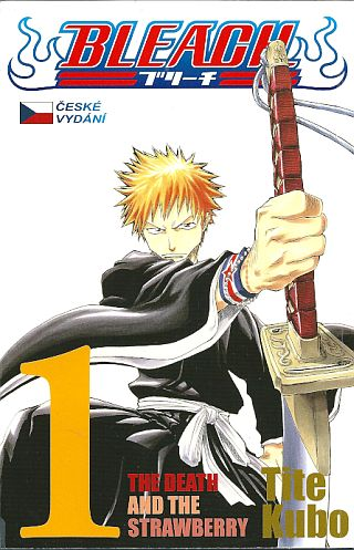 Bleach 01: The Death and the Strawberry CZ [Kubo Tite]