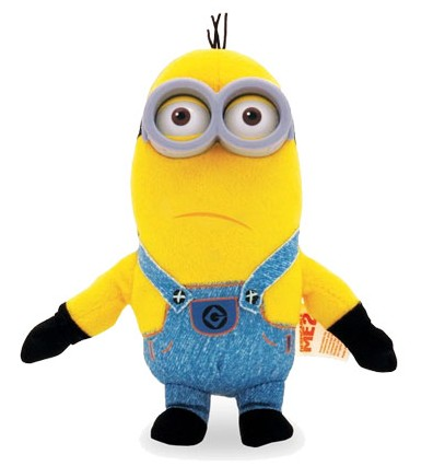 Despicable Me 2 Plush Figure 15cm #2 - KEVIN