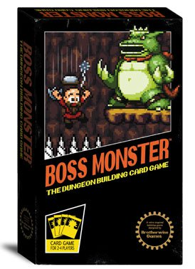 Boss Monster: Dungeon Building Card Game EN