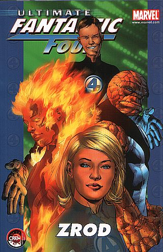 Ultimate Fantastic Four 01: Zrod