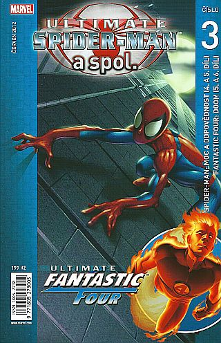 Ultimate Spider-Man a spol. 03