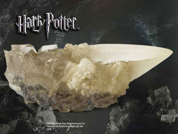 Harry Potter Replica Crystal Goblet
