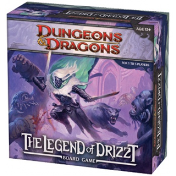 The Legend of Drizzt (Dungeons&Dragons)