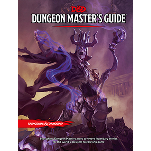 Dungeons & Dragons 5: Dungeon Master's Guide