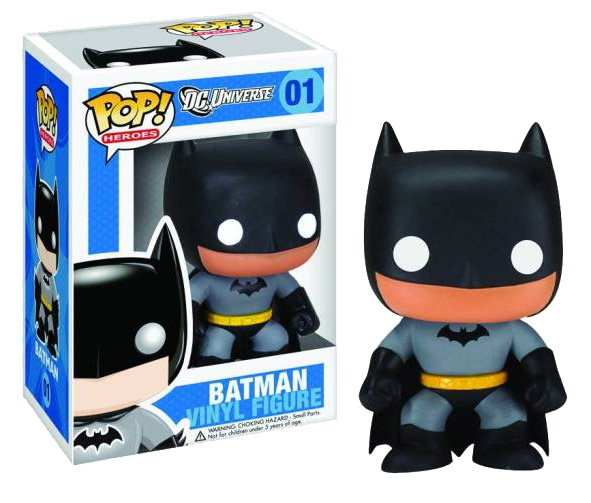 Funko POP: Batman – Batman 10cm