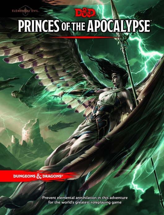 Dungeons & Dragons: Princes of the Apocalypse EN