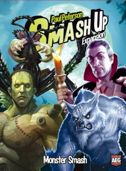 Smash Up EN - Expansion: Monster Smash