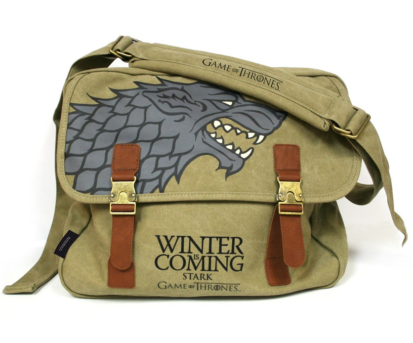 Taška - Game of Thrones Messenger Bag Stark