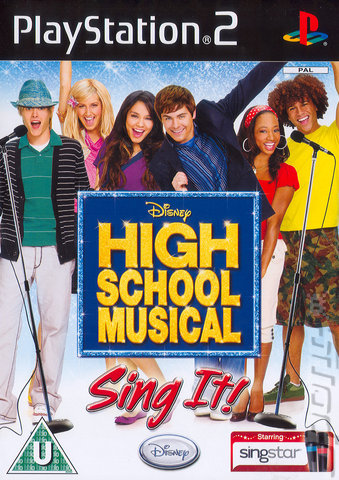 BPS2 High School Musical Sing it (BAZÁR)