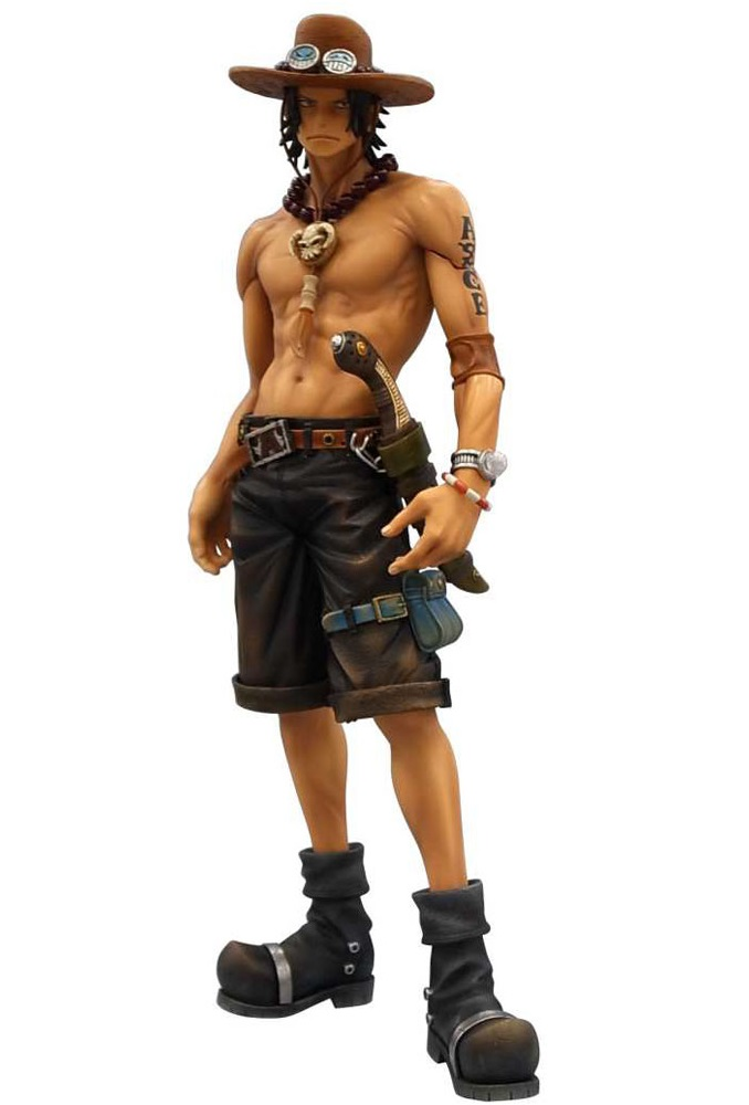 One Piece Master Stars Piece Supreme Figure Ace 35 cm