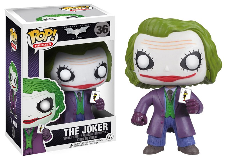 Funko POP: Batman - Joker DC Comics 10 cm
