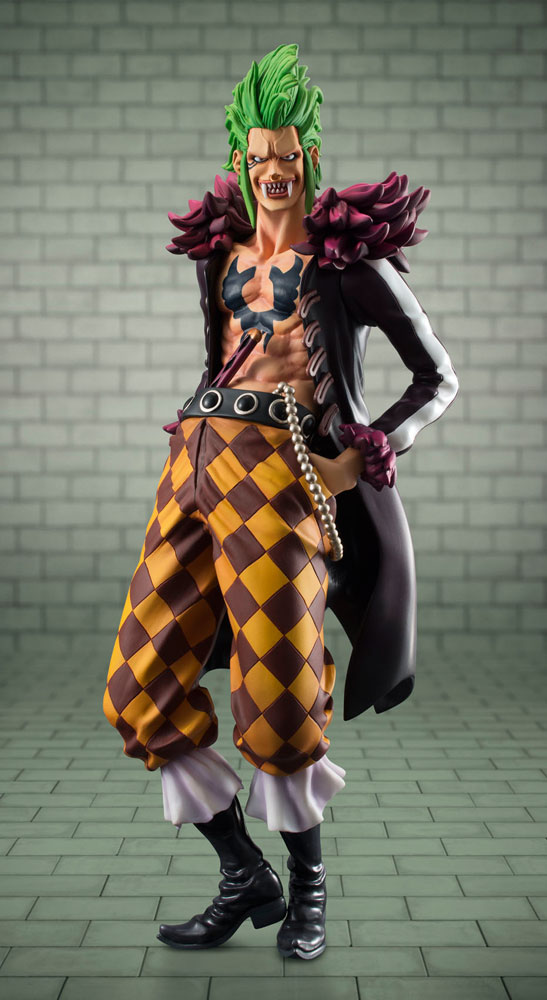 One Piece Excellent Model P.O.P Limited PVC Statue 1/8 Bartolomeo 26 cm