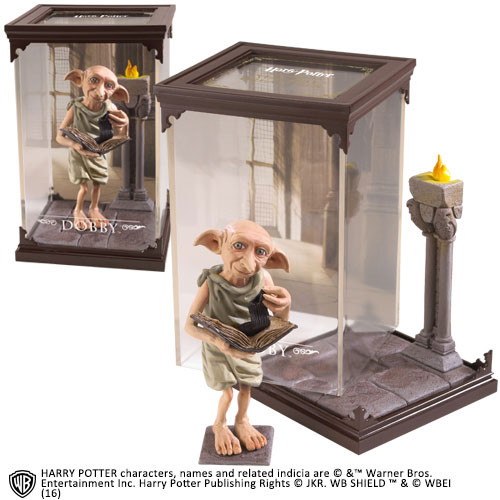 Harry Potter Magical Creatures Statue Dobby 19 cm