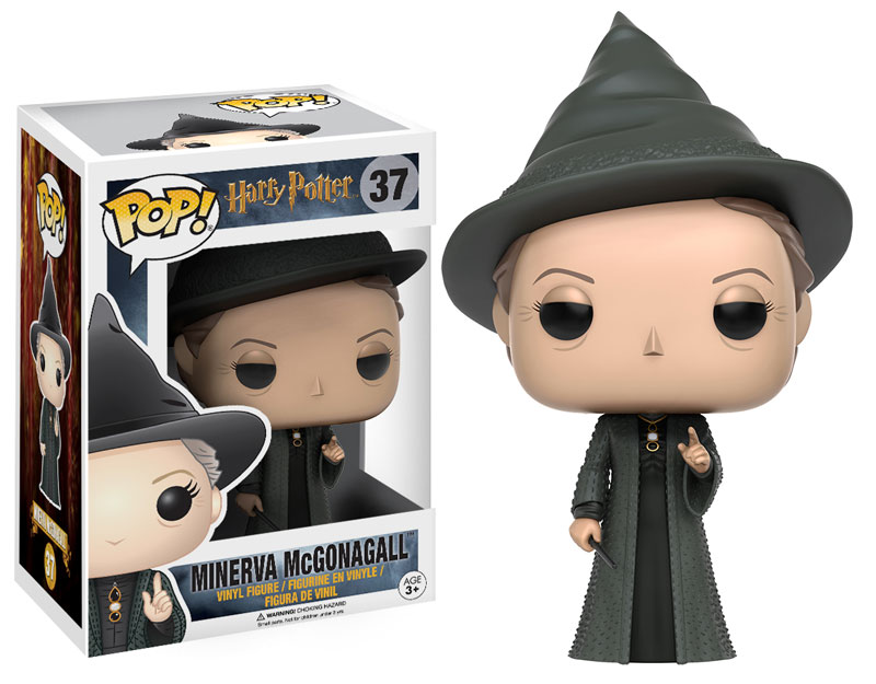 Funko POP: Harry Potter - Professor McGonagall 10 cm