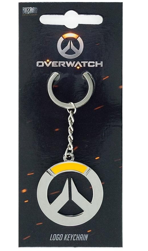 Kľúčenka Overwatch Metal Keychain Logo cf1a6936420