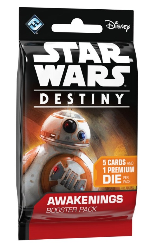 Star Wars Destiny EN - Awakenings Booster