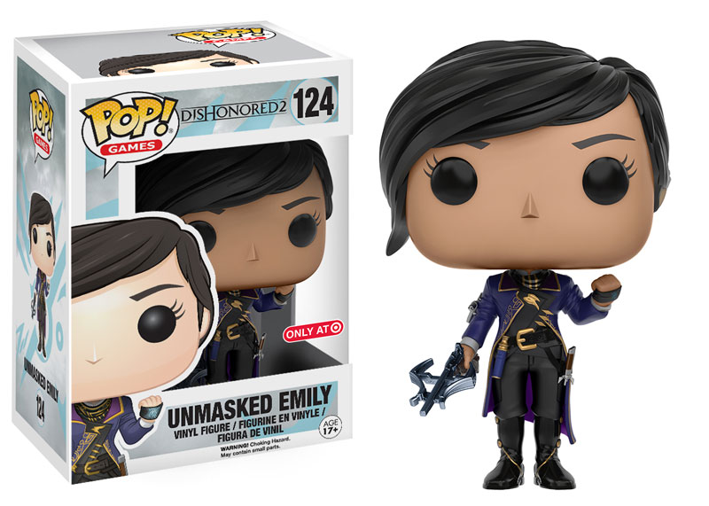 Funko POP: Dishonored 2 - Emily Unmasked10 cm