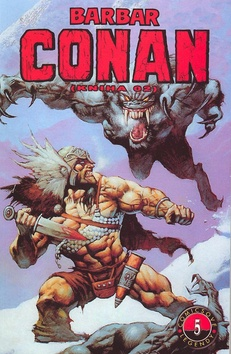 Conan Barbar 02 - Comicsové legendy 05 [Thomas Roy
