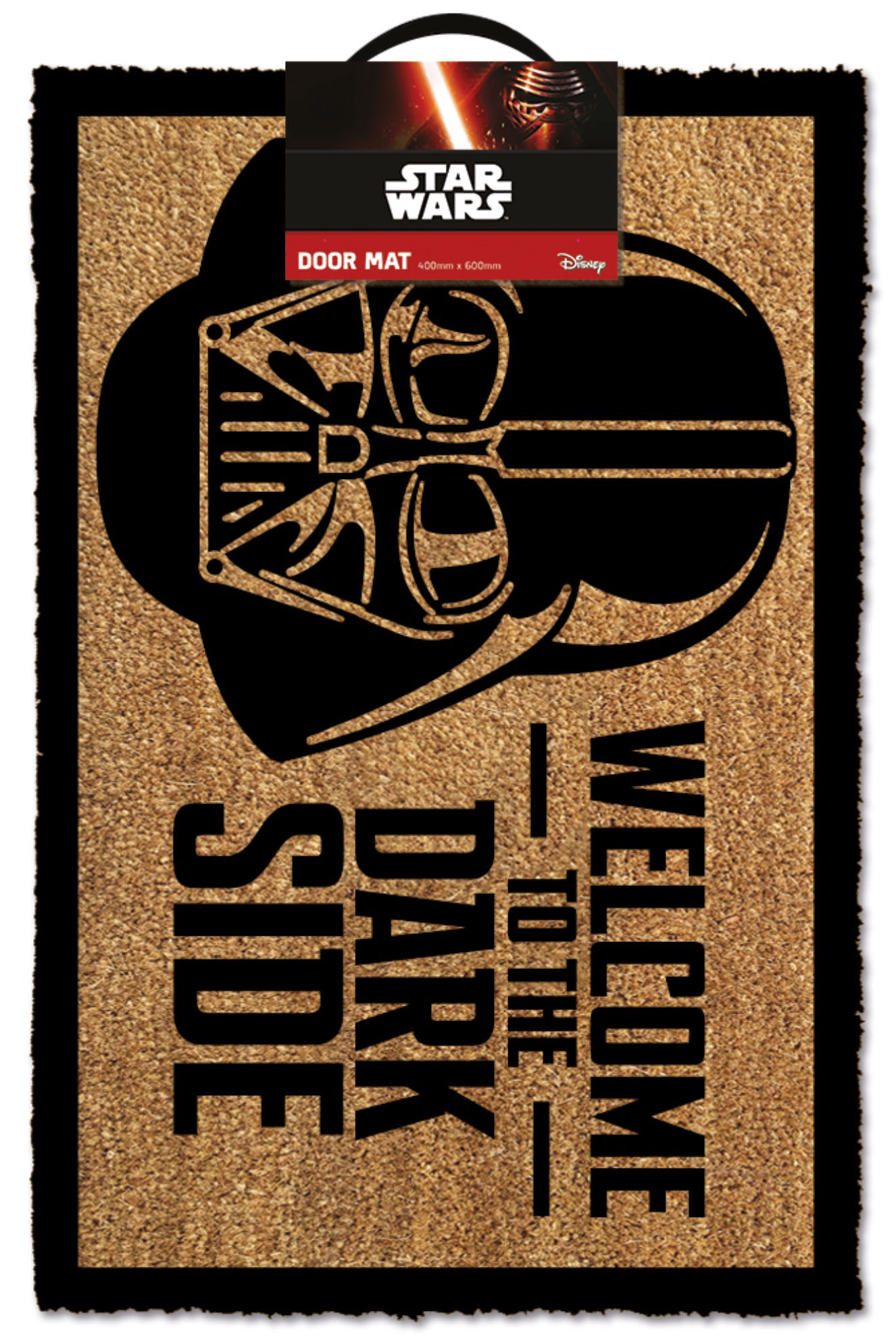 Rohožka - Star Wars Doormat Welcome To The Dark Side 40 x 60 cm