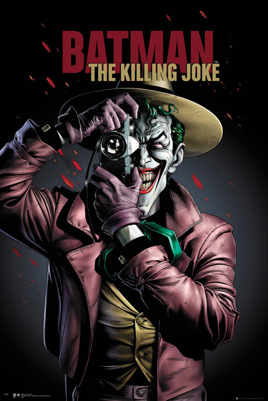 Plagát Batman Killing Joke 61 x 91 cm