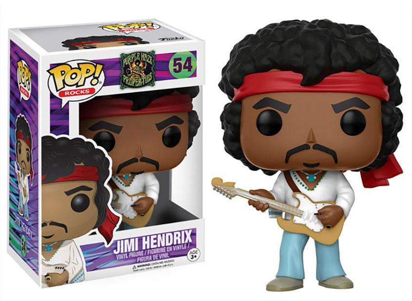 17/08 Funko POP: Jimmy Hendrix 10 cm