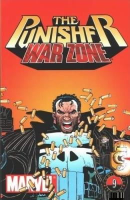 Punisher: War Zone - Comicsové legendy 9