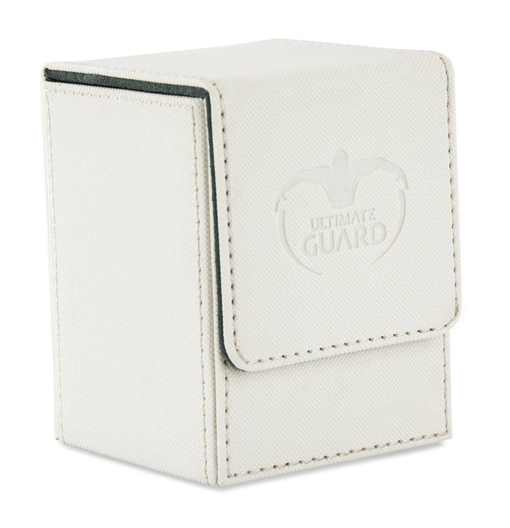 Krabička Ultimate Guard Flip Deck Case 100+ XenoSkin White