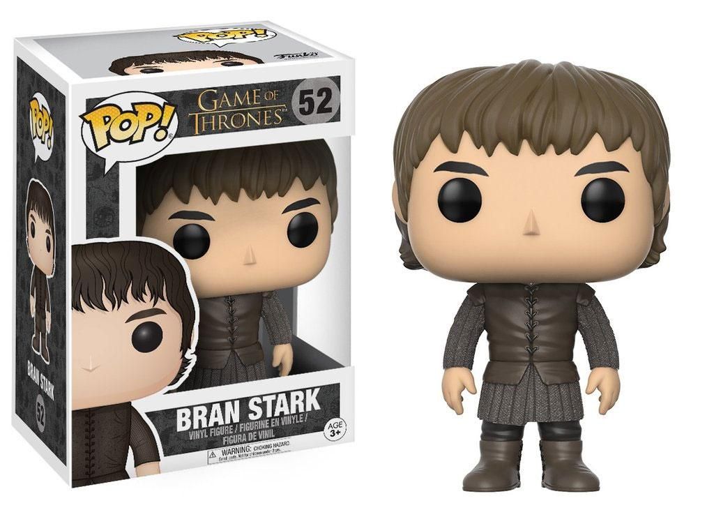 Funko POP: Game of Thrones - Bran Stark 10 cm