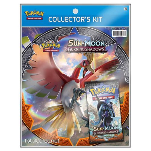 Pokémon TCG: Sun & Moon 3 - Burning Shadows Collector's Kit