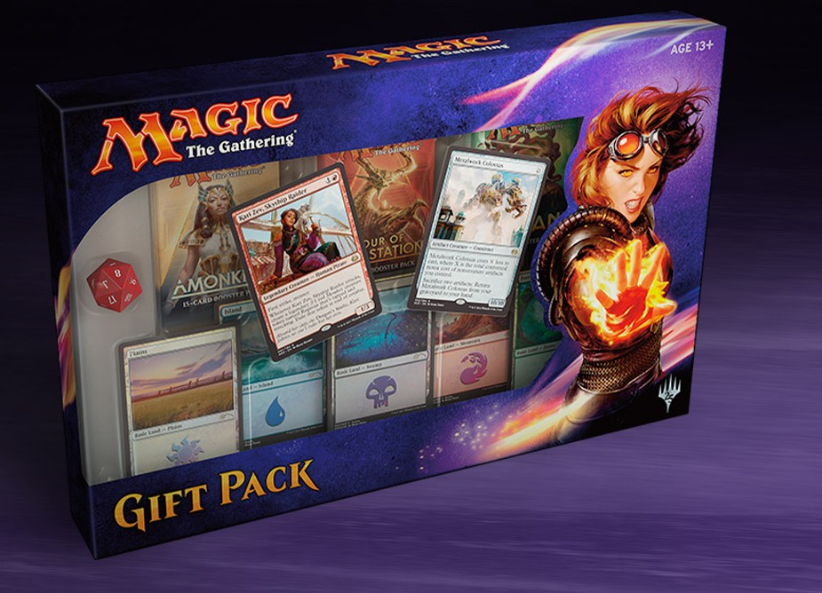Magic The Gathering TCG: Gift Pack
