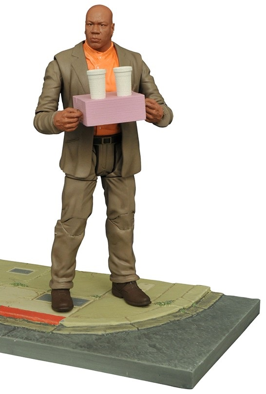 Pulp Fiction Select Action Figure 18 cm Series 1 - Marsellus Wallace