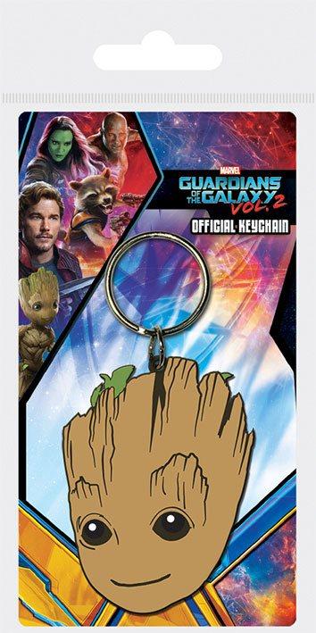 Kľúčenka Guardians of the Galaxy Vol. 2 Rubber Keychain Baby Groot 6 cm dac85f3c2bb