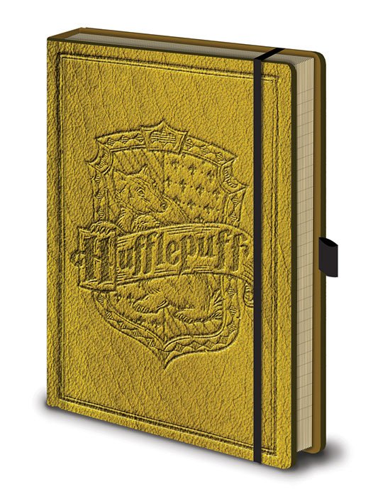 Zápisník - Harry Potter Premium Notebook A5 Hufflepuff