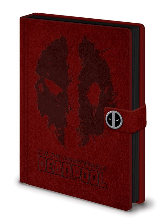 Zápisník - Marvel Comics Premium Notebook A5 Deadpool